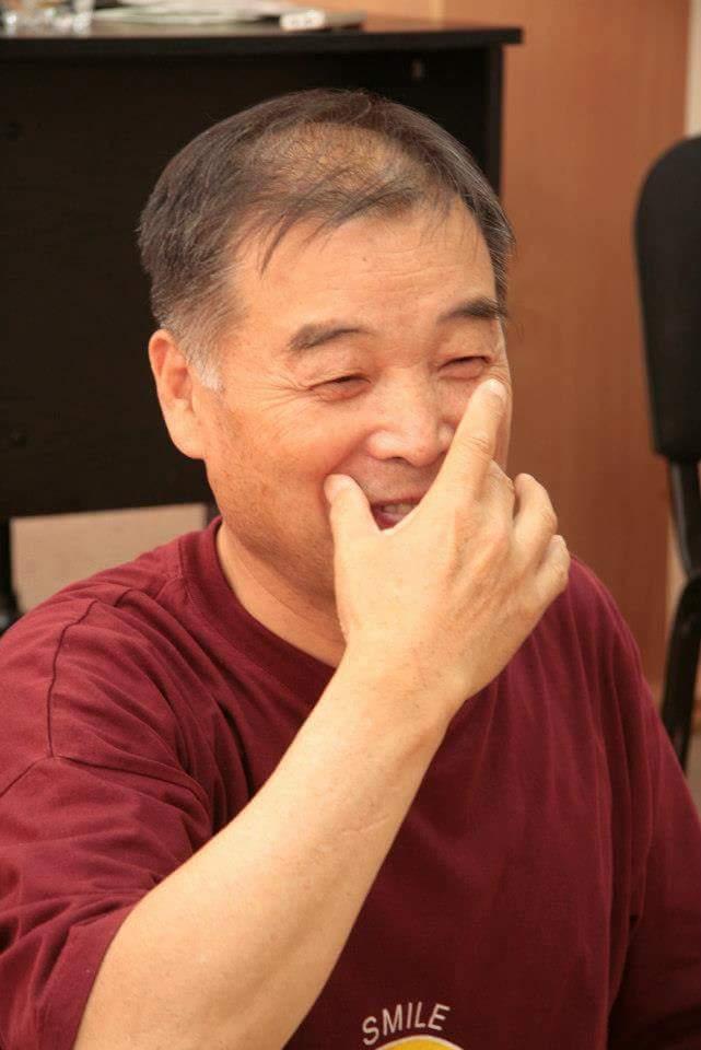 Professor Park Jae Woo